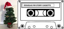 Gemmy DOUGLAS TALKING FIR TREE 13000/02 Replacement Part • STORY & JOKE CASSETTE