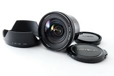 [NearMint] Minolta AF 20mm f/2.8 Wide Angle Lens for Sony A mount From Japan 478