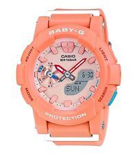 Casio Baby-G * BGA185-4A Anadigi Runner Peach for Women COD PayPal