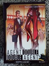 Double Agent doppelagent duo collection bluffing spy secret agent Card Game