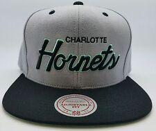 Charlotte Hornets NBA Lady Liberty Snapback Hat/Cap by MITCHELL & NESS