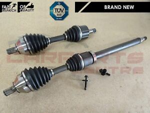 FOR FORD FOCUS MK2 2.5 ST MANUAL 2005- LEFT AND RIGHT DRIVESHAFT