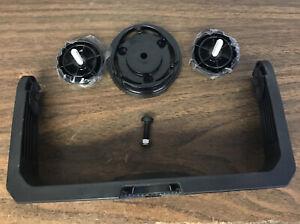 Garmin 64CV Bail Mount with Knobs And Swivel Base