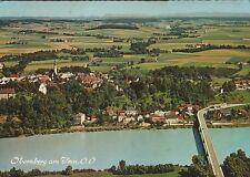 Alte Postkarte - Obernberg am Inn