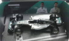 BURAGO RACE 1:43 AUTO DIE CAST MERCEDES F1 W07 HYBRID PETRONAS #44 ART 18-38126