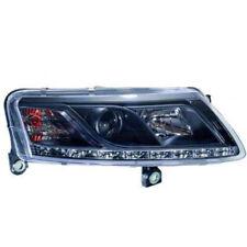 Design Xenon Scheinwerfer Set für Audi A6 C6 Typ 4F2 Bj. 04-08 klarglas/schwarz