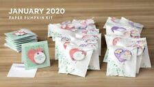 """January 2020 Paper Pumpkin """"I'll Bee Yours"""" - Full Kit OR Refill - CHOOSE 1"""