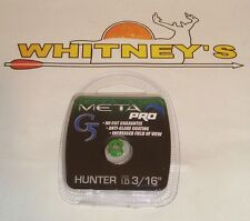 "G5 Meta Pro Hunter 3/16"" - 316-Green"