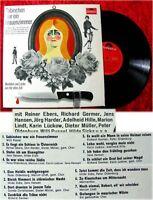 LP Sabinchen war ein Frauenzimmer - Moritaten & Lieder