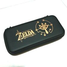 New Zelda Travel Case for Nintendo Switch - Holds 10 Games & Accessories