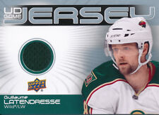 2010/11 Upper Deck Series Two DJ2-LA Guillaume Latendresse UD Game Jersey Insert