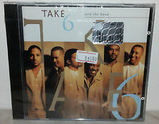 CD TAKE 6 - JOIN THE BAND - NUOVO NEW