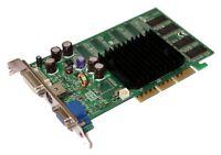 NVIDIA GeForce2 FX5200 - 128MB AGP Video Graphics Card [5677]