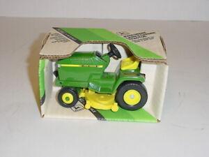 1/16 Vintage John Deere Lawn & Garden Tractor Green & White Box! Nice!