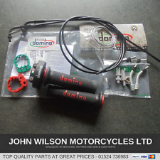 MV Agusta 800 Rivale Domino XM2 Quick Action Throttle & Cables