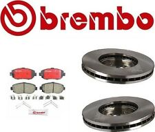 Front Genuine Brake Rotor Pad Kit Brembo for Lexus GS300 GS400 GS430 IS300 SC430