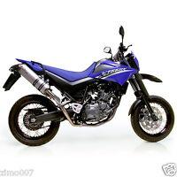Leovince Schalldämpfer X3 alu Slip On Auspuff Yamaha XT 660 R / X 2004->