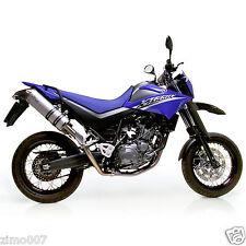 LeoVince Silencieux x3 alu Slip On Échappement Yamaha XT 660 R/X 2004 - >