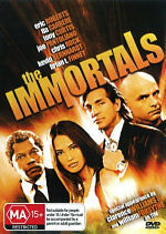 The Immortals Chris Rock New DVD Region 4 Sealed