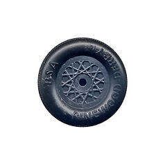Pinewood Derby Car Premium Bsa Wheels with Graphite Coating