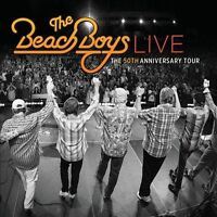 Live: The 50th Anniversary Tour by The Beach Boys (CD, May-2013, 2 Discs, Capit…