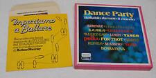 DANCE PARTY:9LP CON I BALLI FAMOSI+LIBRETTO CON I PASSI