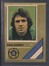 FKS - Soccer Stars 78/79 Golden Collection - # 129 Paul Cooper - Ipswich