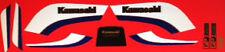KAWASAKI GPZ550 GPZ550A UNI-TRAK RESTORATION DECAL SET