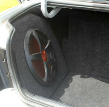 EMPTY! Holden VT VX Sedan Passenger 12inch sub fibreglass subwoofer box for HSV