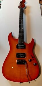 Fender Showmaster E-Gitarre