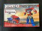 Kre-o Transformers 31143 Optimus Prime Instruction Manual