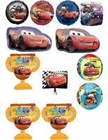Licensed Disney Cars Foil Balloons Party Ware Decoration Novelty Gift Helium