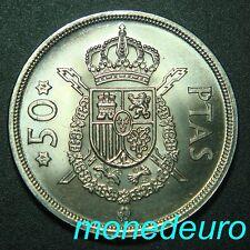ESPAÑA 1975 *76 50 PESETAS SIN CIRCULAR REY JUAN CARLOS I UNC