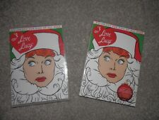 I Love Lucy: Colorized Collection DVD 3 episodes christmas,italian & scotland
