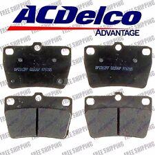 Replacement Rear 4pcs Brake Pads Ceramic Set fits 04-05 Toyota RAV4