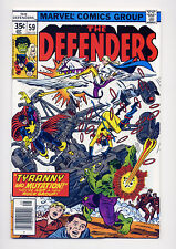 Defenders #59  F/VF 1978 ~ Fast Shipping ~ Marvel Comic Book