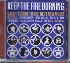 THE MEN HURRAY THE RIFF RAFF AFGHAN WHIGS + Keep the fire burning UNCUT CD 2014