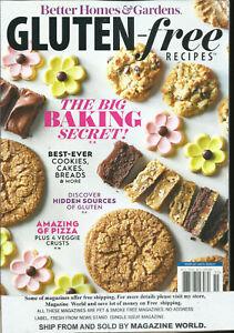 GLUTEN FREE RECIPES   MAGAZINE,    THE BIG BAKING SECRET !    ISSUE, 2020