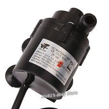 Mini 5V-6V DC Brushless Solar Water Pump Submersible Motor Pump 1.1M 150L/H