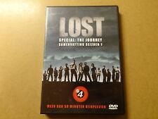 DVD / LOST: SPECIAL THE JOURNEY - SAMENVATTING SEIZOEN 1