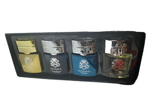 ENGLISH LAUNDRY 4 Men's Fragrances By Christopher Wicks New In Box Gift Set