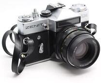 Zenit Vintage SLR Cameras