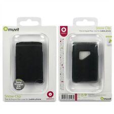 Sony Ericsson Xperia X10 Mini _Etui Housse Snowclip + Film protection - Coule