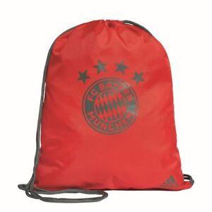 Adidas FC Bayern München Football Sac Sport Fcb de à Dos Rouge Gris