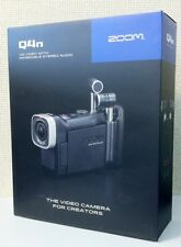 New ZOOM Q4n Handy Recorder Free Shipping From Japan