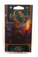 Lord of the Rings LCG, Fire In the Night Adventure Pack, New