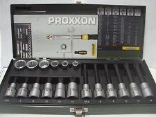 PROXXON 23296 SERIE DI BUSSOLE XZN MULTIDENTE 18 PZ PROXXON