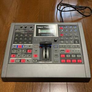 Roland V-5 Video Mixer VIDEO CANVAS Silver free shipping