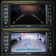 New Brandmotion Jeep Wrangler Adjustable Infrared Rear Vision Camera Kit 2007+
