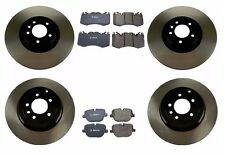 Land Rover Range Rover Sport SC 5.0L 10-13 Front & Rear Rotors + Pads